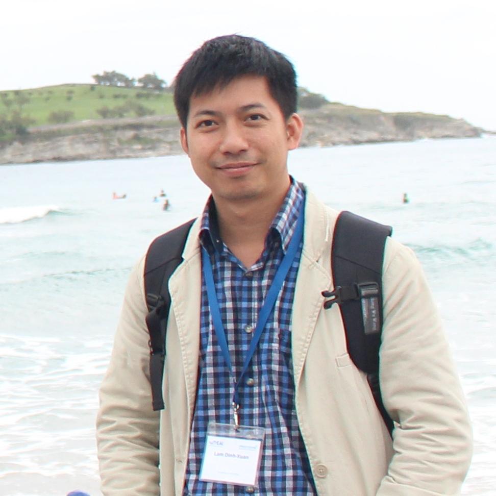 ThS. Đinh Xuân Lâm